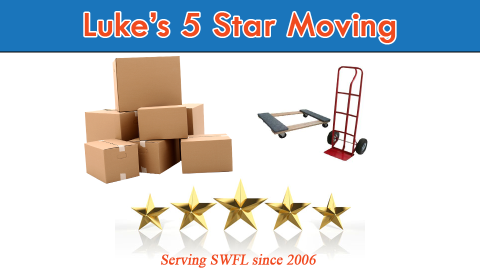 Lukes 5 Star Moving profile image