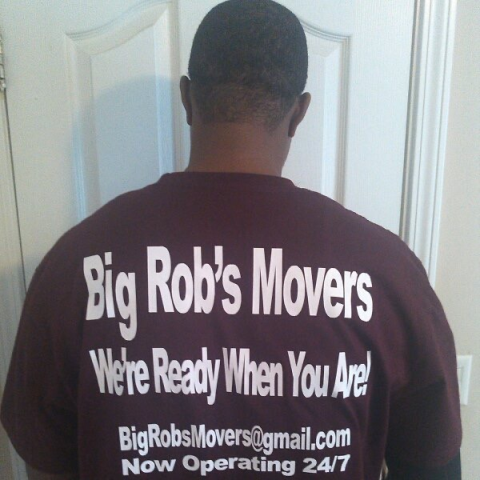 Big Rob's Movers profile image
