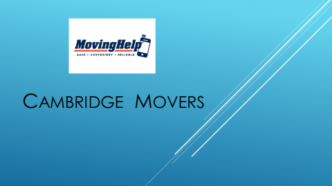 Cambridge Movers profile image
