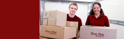 Five Star Moving LLC +YES WE ARE OPEN FOR BUSINESS+ profile image