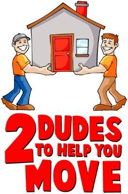 2 Dudes To Help You Move profile image