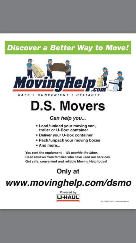 D.S. Movers profile image