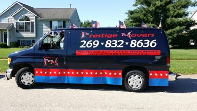 Prestige Movers, LLC. profile image