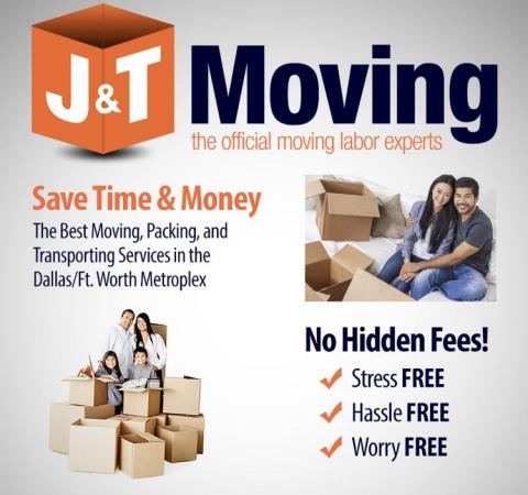 J & T Moving profile image