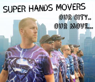 Super Hands Movers profile image