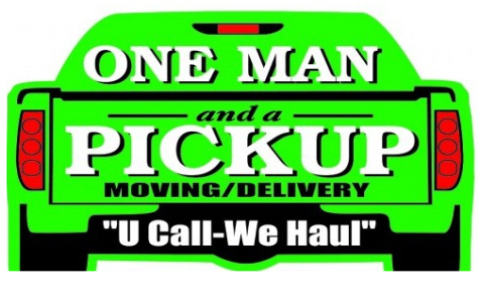 One Man And A Pickup Moving Delivery, LLC. profile image