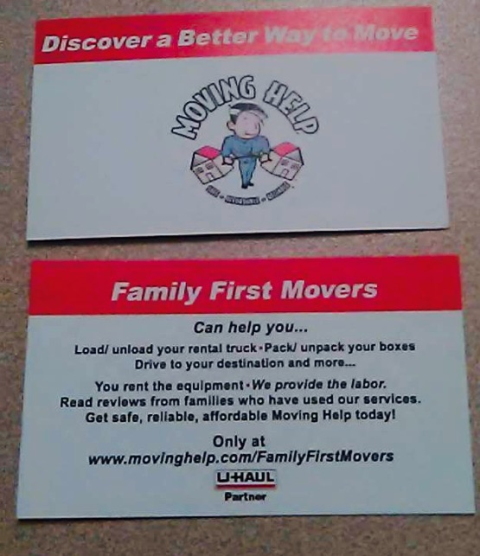 Family First Movers profile image