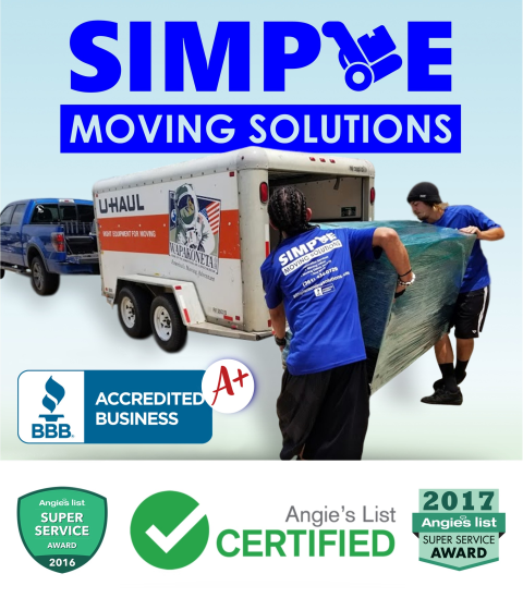 Simple Moving Solutions profile image