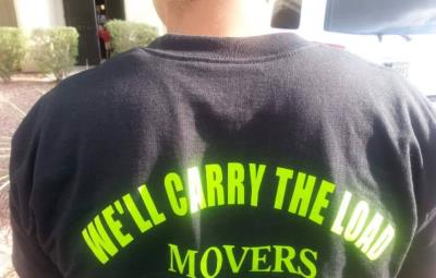 We'll Carry The Load Movers profile image