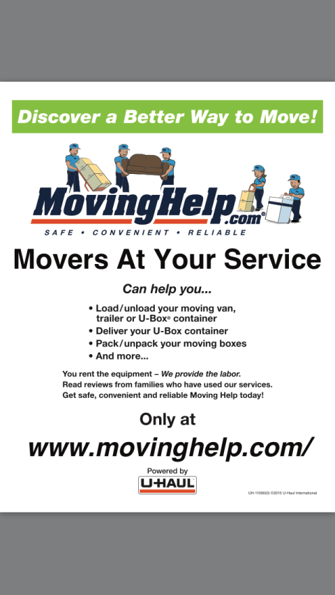 Movers At Your Service profile image