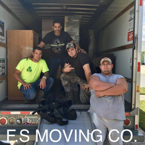 F.S. Moving Co. profile image