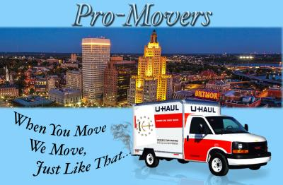 Pro-Movers profile image