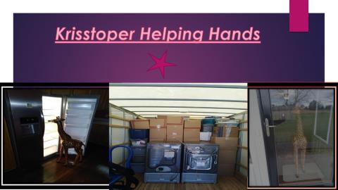 Krisstopher Helping Hands profile image