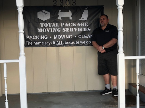 Total Package Moving and Storage LLC profile image
