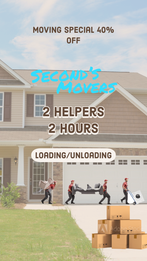 Second's Movers profile image