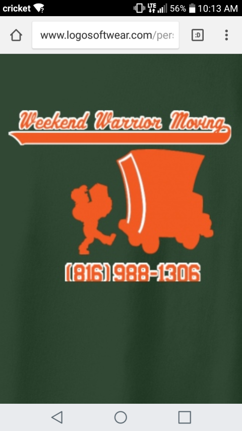 Weekend Warrior Moving By Savior Investments, LLC. profile image