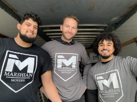 Marshian Movers profile image