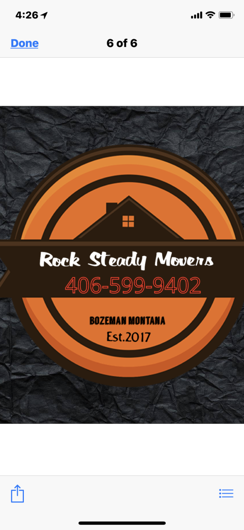 Rock Steady Movers profile image
