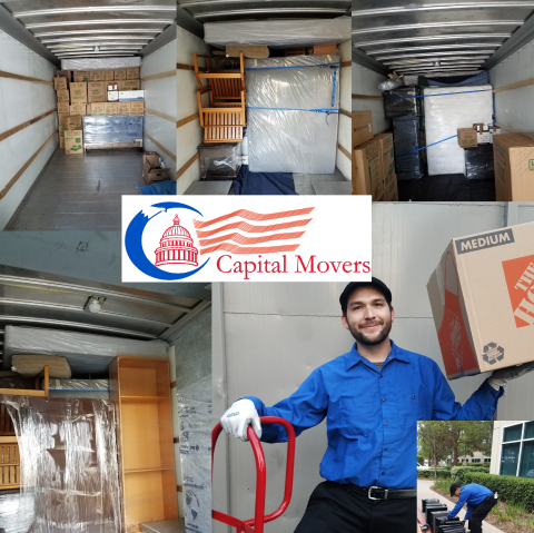 Capital Movers profile image