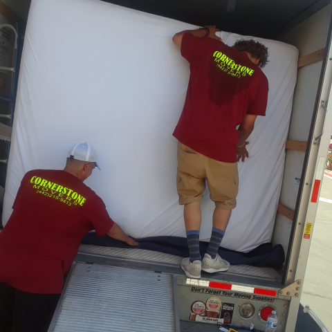 Cornerstone Movers profile image