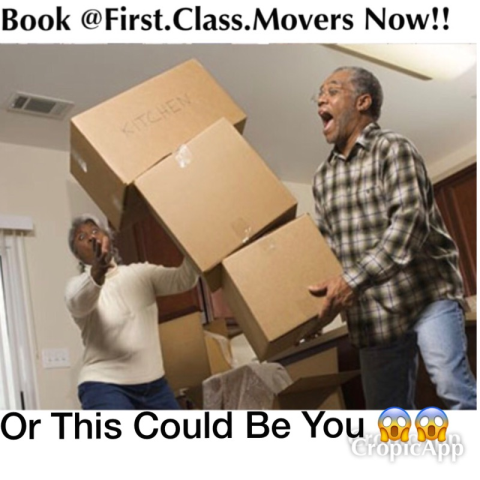 First Class Movers  profile image