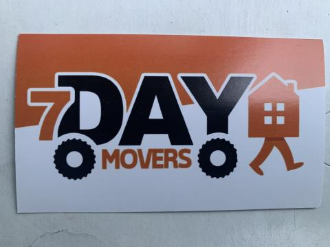 Seven Day Movers profile image