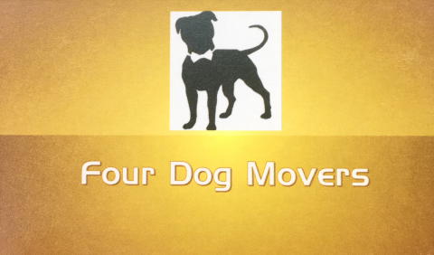 Four Dog Movers profile image