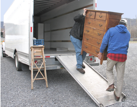 Speedy And Safe Moving LLC profile image