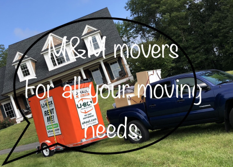 M & M Movers profile image