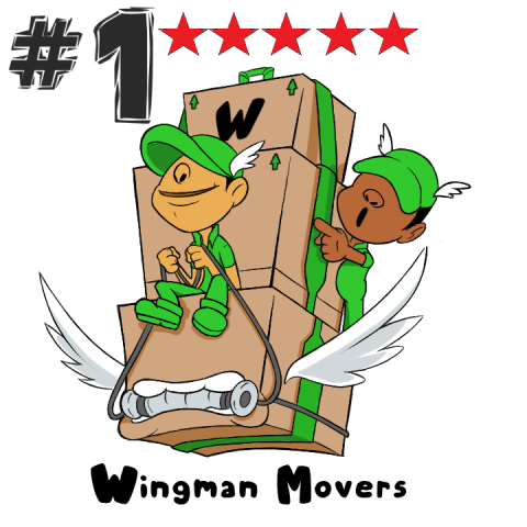 Wingman Movers + Cleaners profile image