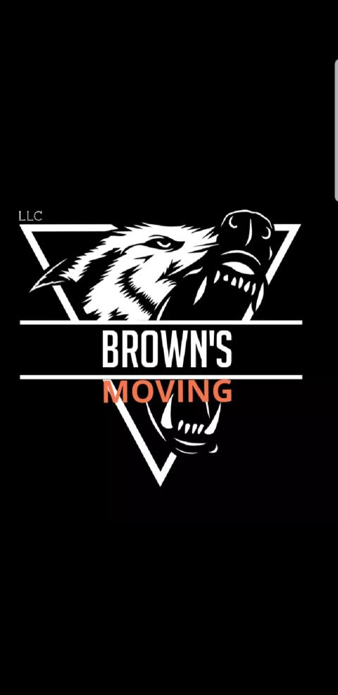 Brown's moving services  profile image