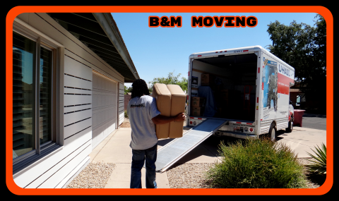 B&M Moving profile image