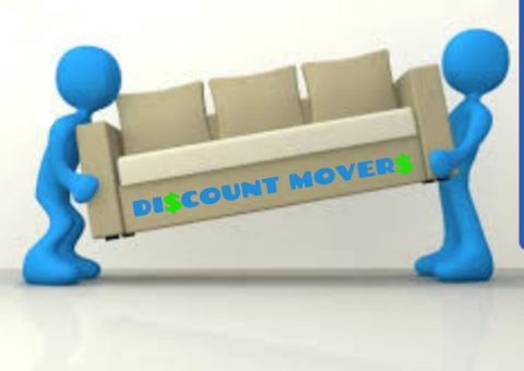 DISCOUNT MOVERS LLC profile image