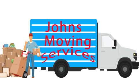 Johns moving services  profile image
