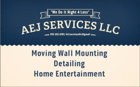 A E J Services LLC profile image