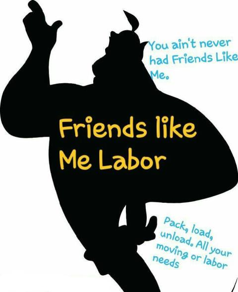Friends Like Me Labor profile image