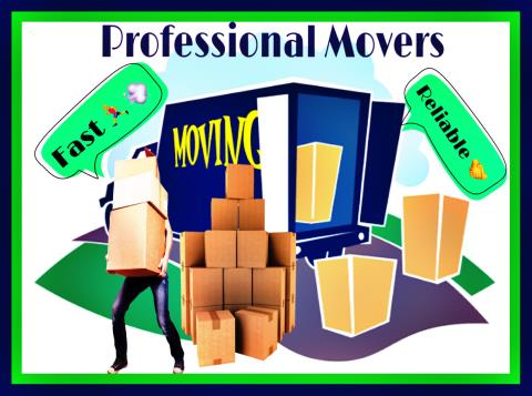The Professional Movers Holiday season Discount Prices profile image