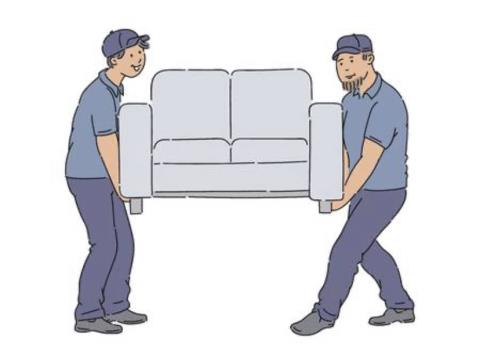 Able body professional movers and cleaning service profile image
