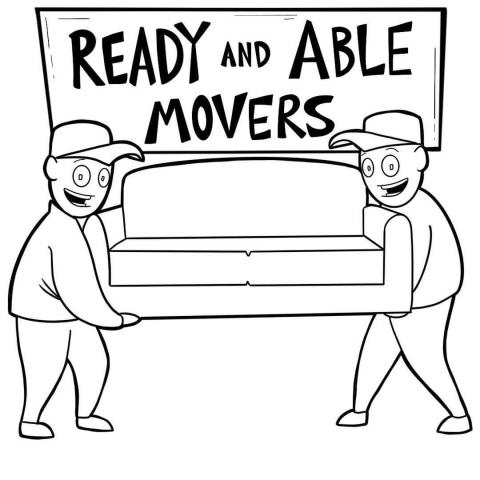 Ready and Able Movers profile image