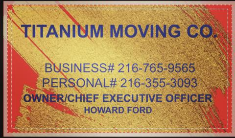 Titanium movers  profile image